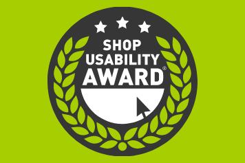 Shop Usability Award 2021: Der Wettbewerb beginnt!