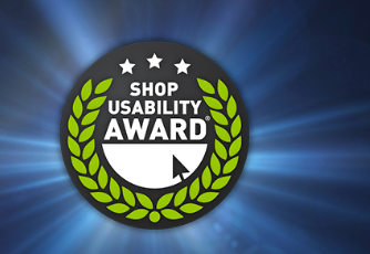 Unsere Nominierten beim Shop Usability Award 2016
