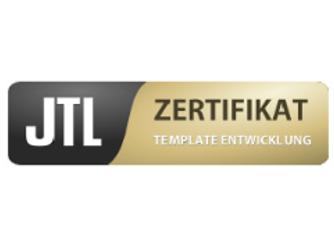 Solution360 ist jetzt auch zertifizierte JTL Template Agentur