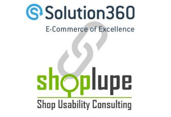 Shoplupe & Solution360 beschließen Partnerschaft