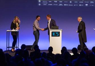 Gastro24 gewinnt den Shop Usability Award in der Kategorie B2B