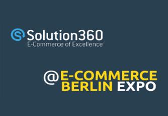 Solution360 @E-Commerce Berlin Expo 2019