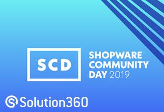 Shopware Community Day mit Solution360