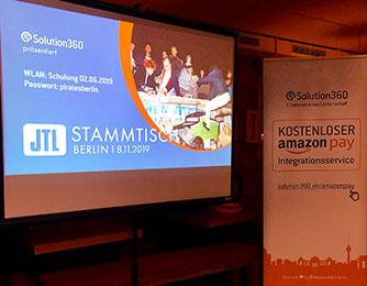Event-Rückblick: JTL-Stammtisch #8 in Berlin