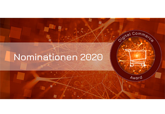 Digital Commerce Award 2020 Nominierung