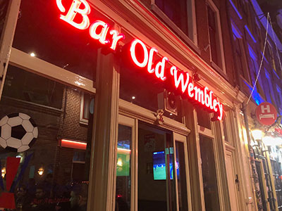 Bar Old Wembley