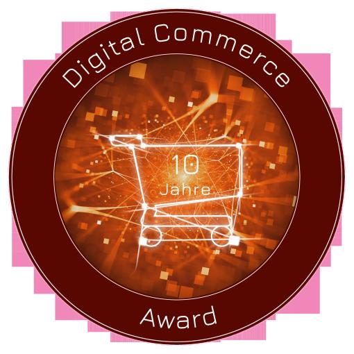 digital commerce award logo