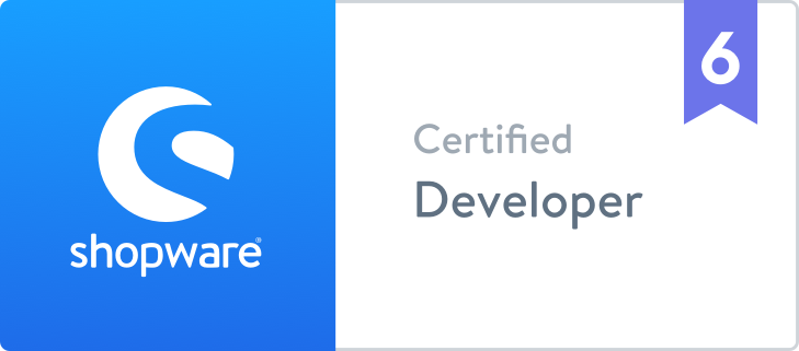 Certified Developer Logo