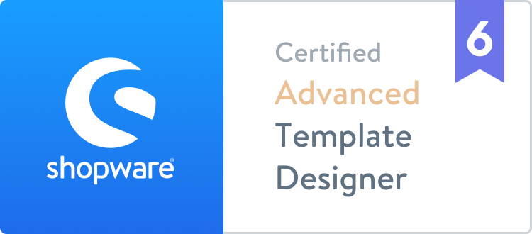 shopware 6 advanced certified developer